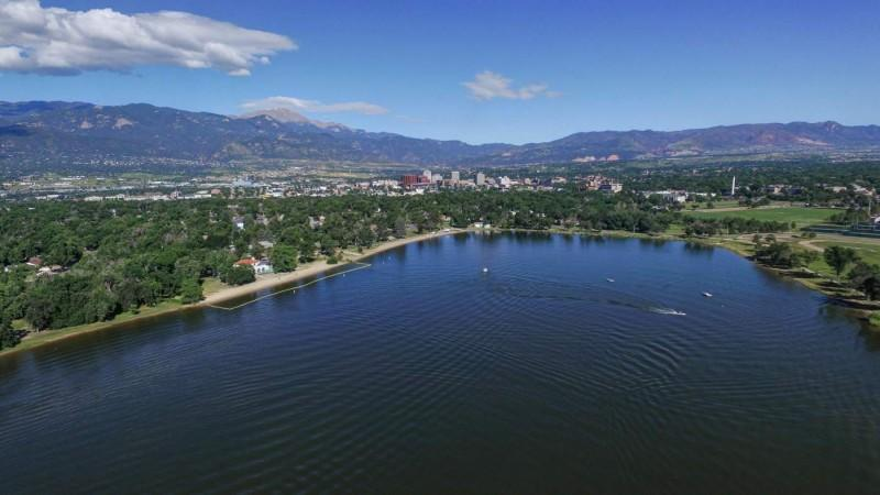 Prospect Lake Downtown Colorado Springs