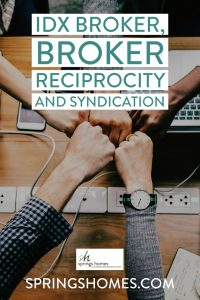 IDX Broker, Broker Reciprocity and Syndication - Pinterest