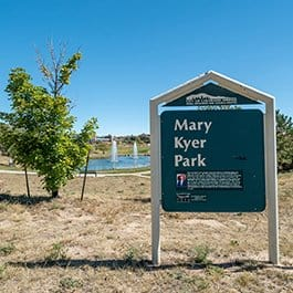 Mary Kyer Park Northgate