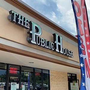 The Public House in Broadmoor