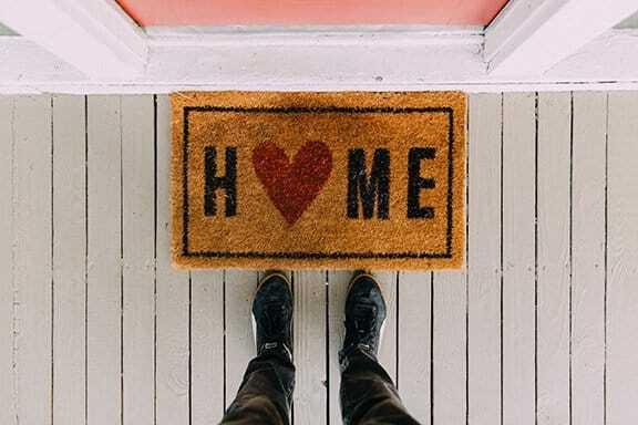 Buyer Feedback - Welcome Home