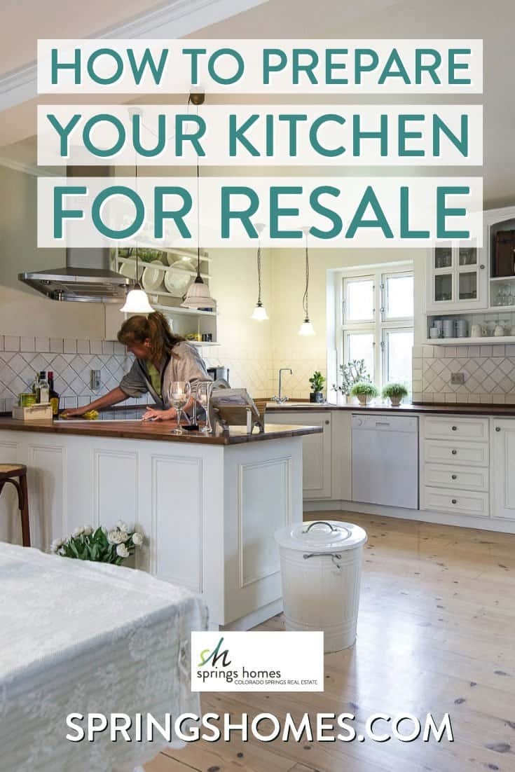 How to Prepare Your Kitchen for Resale
