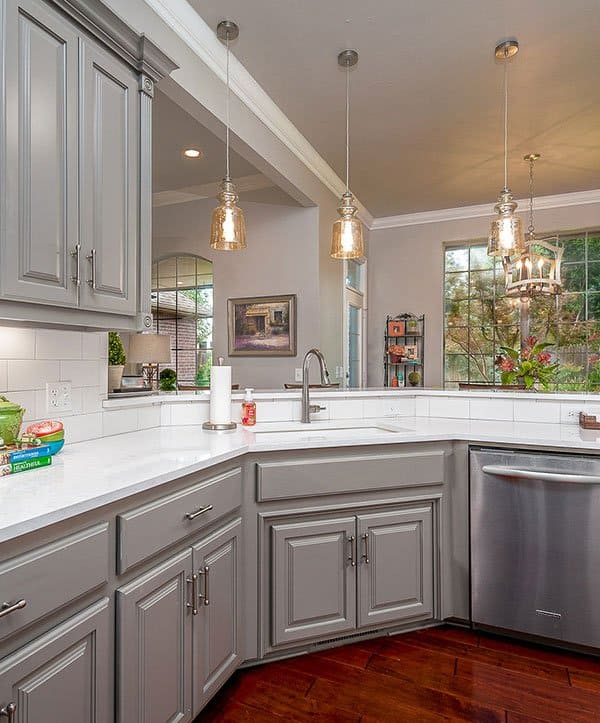 Quartz countertops will undoubtedly help sell your home