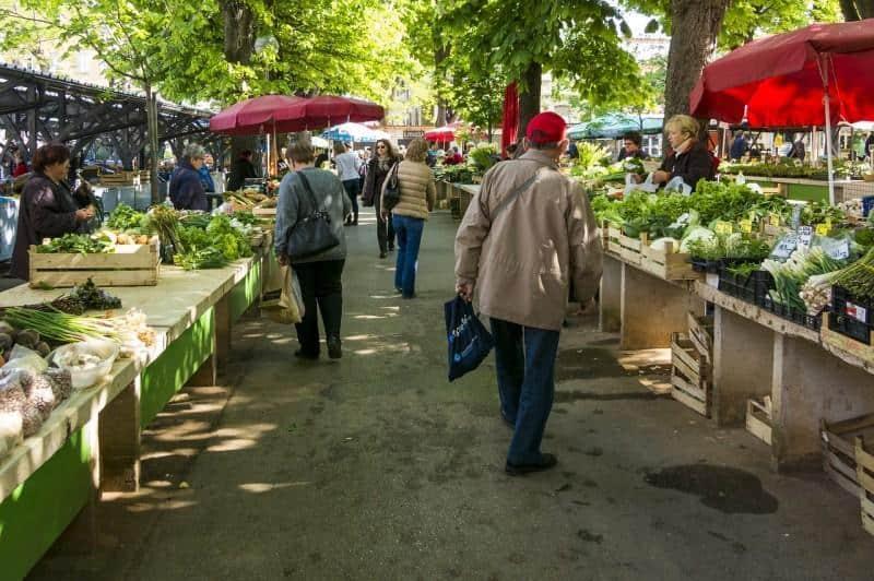 Colorado Springs Farmers Markets