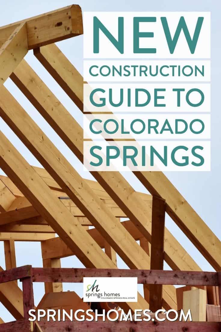 New Construction Guide to Colorado Springs