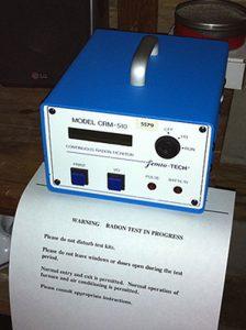 Radon Testing: Should I finish my basement?
