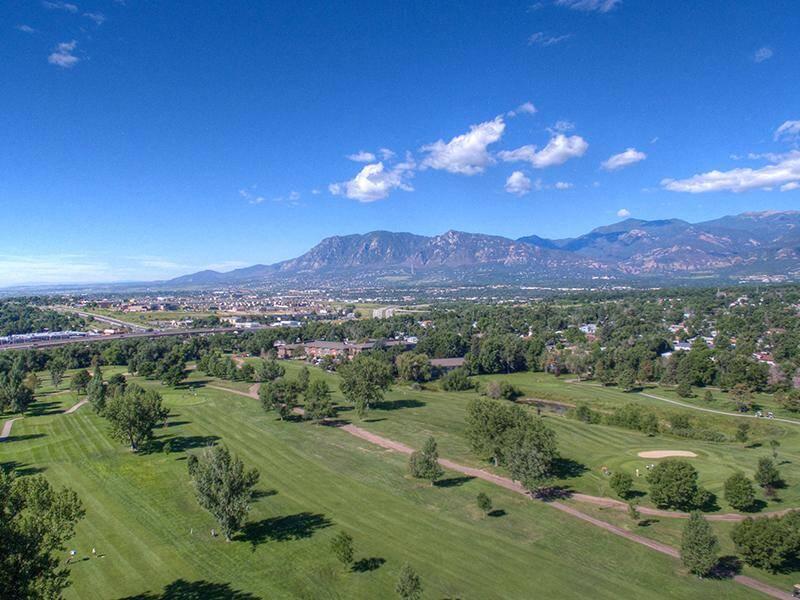 Southeast Colorado Springs