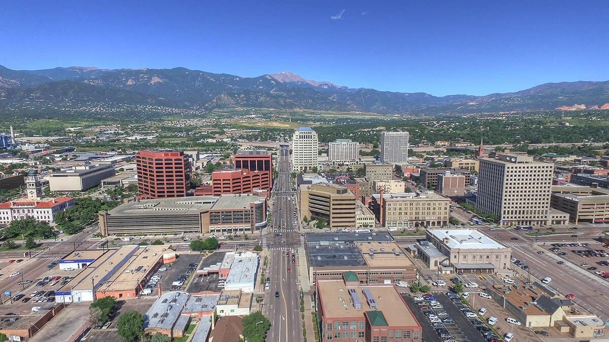 Downtown Colorado Springs homes for sale