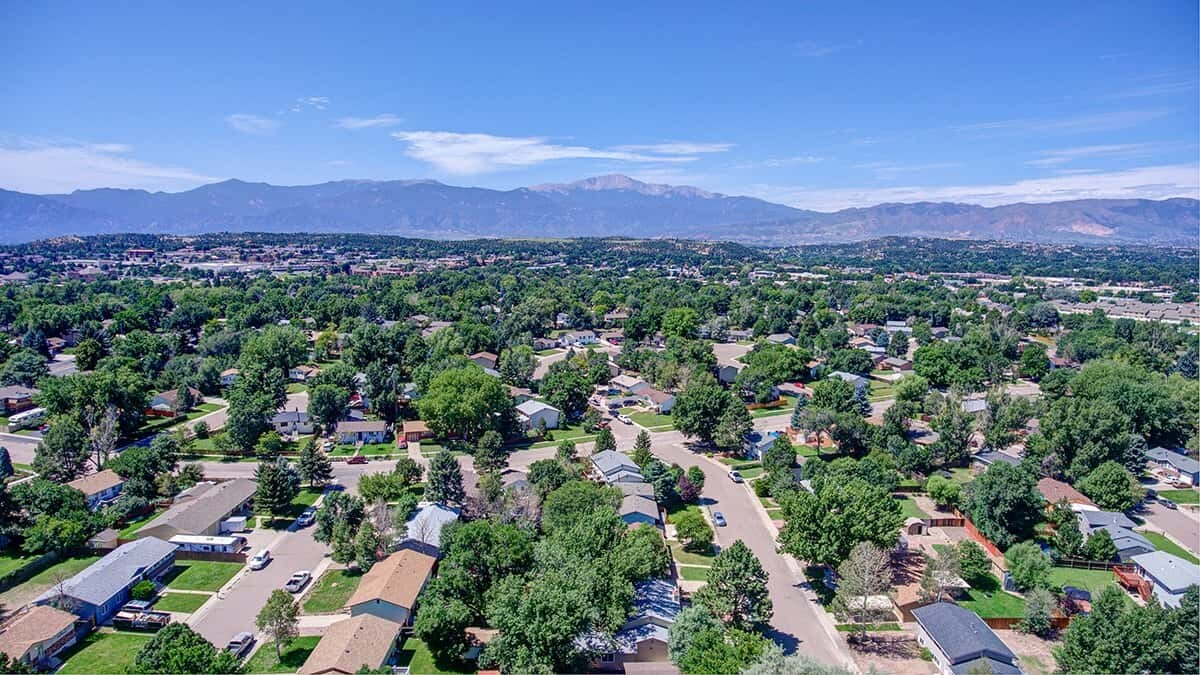 Colorado Springs East Homes for Sale
