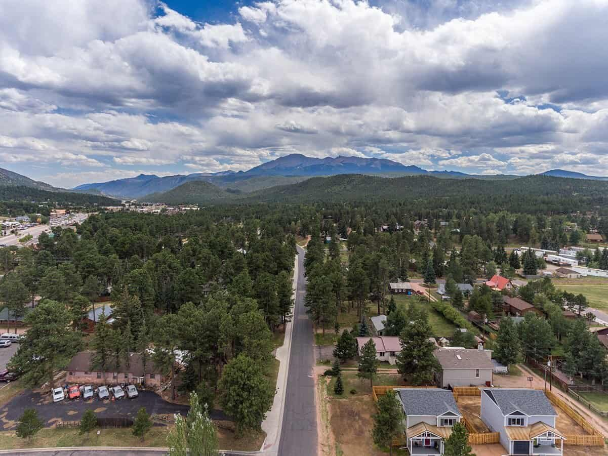 Woodland Park Colorado real estate