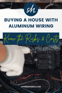 Buying a house with aluminum wiring