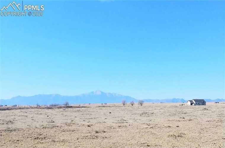 20134 Judge Orr Road Calhan Colorado 80808, ,Land,For Sale,Judge Orr,7898149