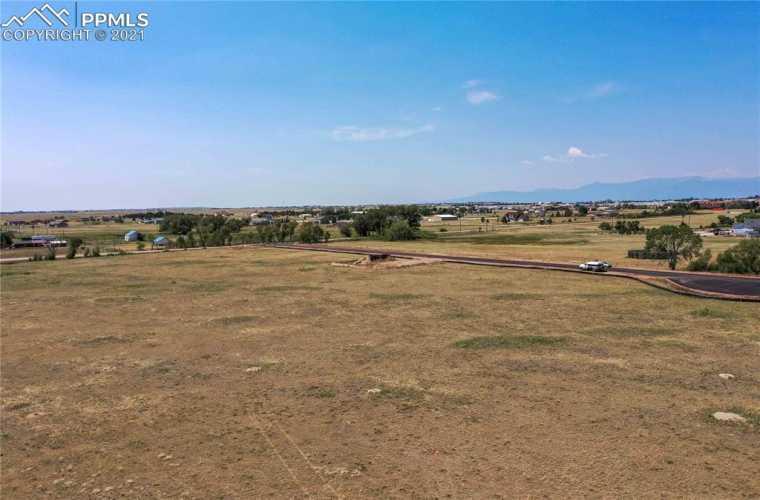 8545 Bailiff Drive Peyton Colorado 80831, ,Land,For Sale,Bailiff,6522733