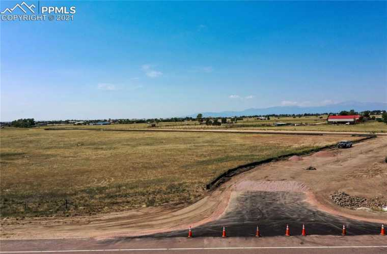 8545 Bailiff Drive Peyton Colorado 80831, ,Land,For Sale,Bailiff,6522733