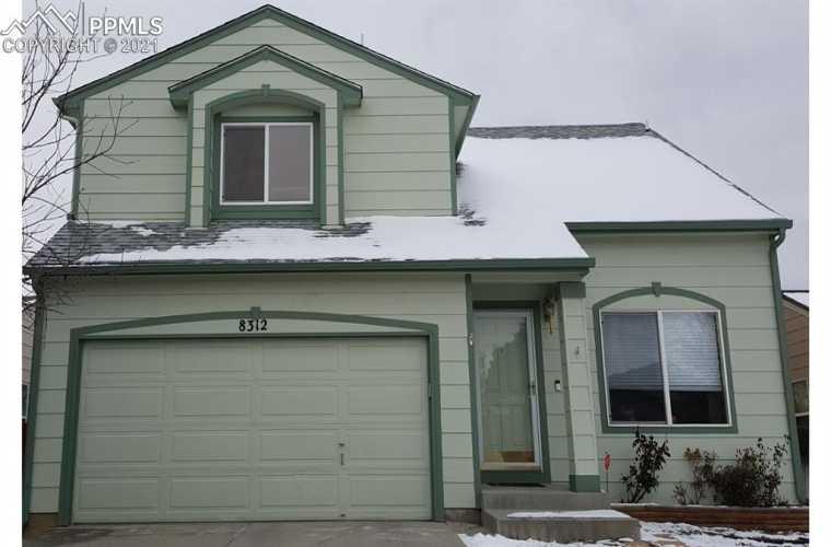 8312 Dassel Drive Fountain Colorado 80817, ,Income,For Sale,Dassel,4741900